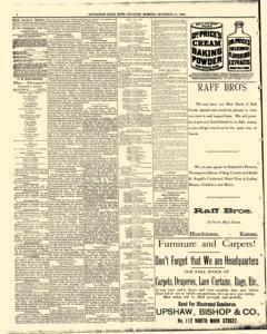 Hutchinson News, September 11, 1890, Page 4
