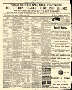 Hutchinson News, September 11, 1890, Page 8