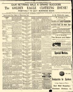 Hutchinson News, September 14, 1890, Page 6
