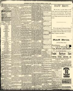 Hutchinson News, October 08, 1890, Page 4