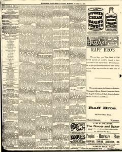 Hutchinson News, October 11, 1890, Page 2