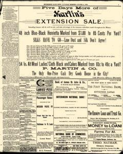 Hutchinson News, October 11, 1890, Page 4