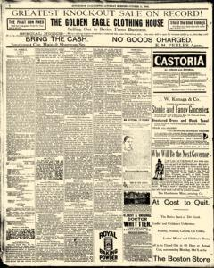 Hutchinson News, October 11, 1890, Page 5