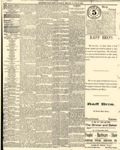 Hutchinson News, October 22, 1890, Page 3
