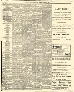 Hutchinson News, October 24, 1890, Page 2