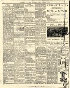 Hutchinson News, December 10, 1890, Page 8