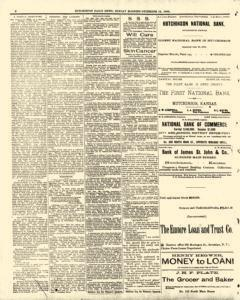Hutchinson News, December 14, 1890, Page 2