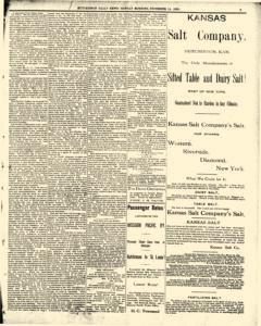 Hutchinson News, December 14, 1890, Page 3