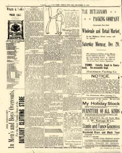 Hutchinson News, December 19, 1890, Page 6