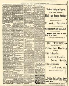 Hutchinson News, December 28, 1890, Page 2