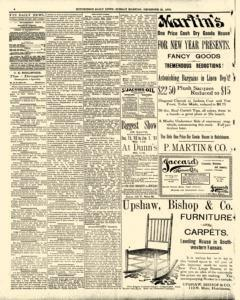 Hutchinson News, December 28, 1890, Page 4