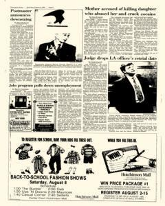 Hutchinson News, August 08, 1992, Page 6