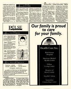 Hutchinson News, October 06, 1992, Page 19
