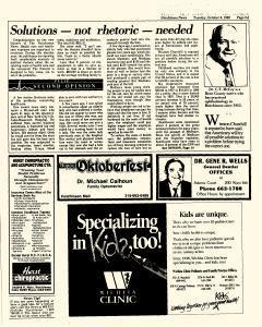 Hutchinson News, October 06, 1992, Page 21
