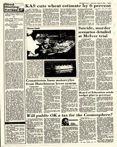 Hutchinson News, August 12, 1993, Page 3