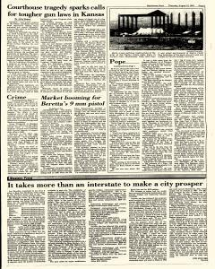 Hutchinson News, August 12, 1993, Page 7