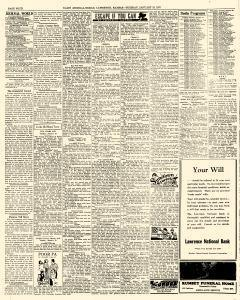 Lawrence Journal World, January 19, 1937, Page 4
