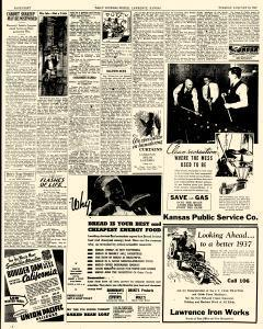 Lawrence Journal World, January 19, 1937, Page 8