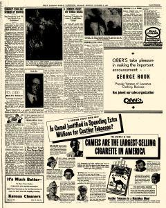 Lawrence Journal World, October 04, 1937, Page 3