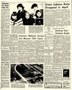Lawrence Journal World, May 18, 1972, Page 2