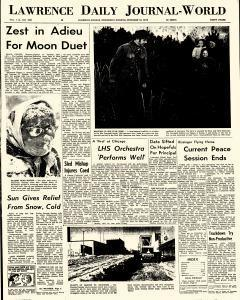 Lawrence Journal World, December 13, 1972, Page 1