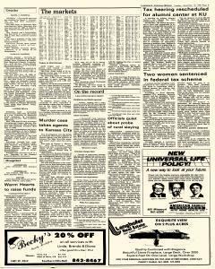 Lawrence Journal World, December 10, 1985, Page 8