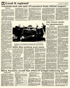 Lawrence Journal World, February 04, 1986, Page 3