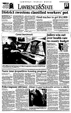 Lawrence Journal World, July 27, 1999, Page 9