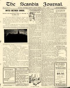 Scandia Journal, July 07, 1899, Page 1
