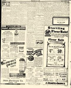 Middlesboro Daily News, August 15, 1930, Page 4
