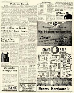 Middlesboro Daily News, February 19, 1969, Page 2
