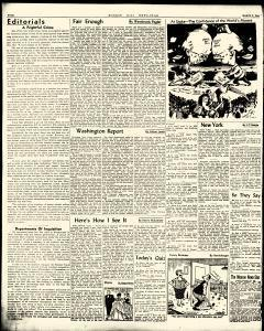 Monroe Morning World, March 01, 1953, Page 55