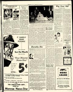 Monroe Morning World, March 01, 1953, Page 29