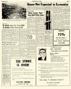 Ruston Daily Leader, October 26, 1967, Page 3