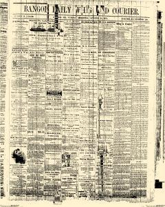 Bangor Daily Whig And Courier