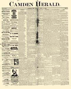 Camden Herald, April 04, 1890, Page 1