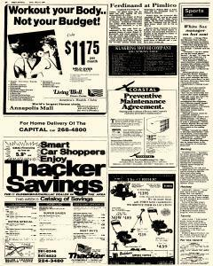 Annapolis Capital, May 06, 1986, Page 25