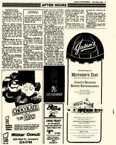Annapolis Capital, May 09, 1986, Page 42