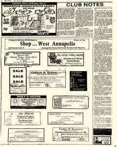 Annapolis Capital, May 20, 1986, Page 9
