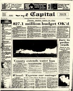 Annapolis Capital, June 10, 1986, Page 1