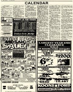 Annapolis Capital, August 16, 1986, Page 9