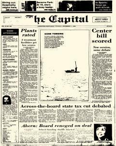 Annapolis Capital, December 11, 1986, Page 1