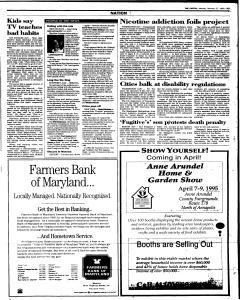Annapolis Capital, February 27, 1995, Page 3