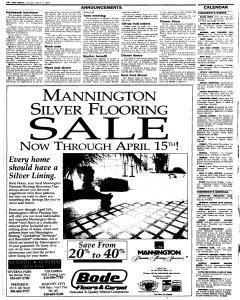 Annapolis Capital, March 09, 1995, Page 8