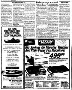 Annapolis Capital, March 19, 1995, Page 14