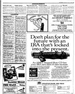 Annapolis Capital, March 29, 1995, Page 5