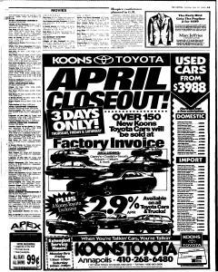 Annapolis Capital, April 29, 1995, Page 5