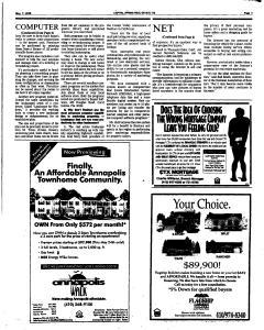 Annapolis Capital, May 07, 1995, Page 85