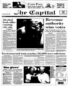Annapolis Capital, May 09, 1995, Page 1