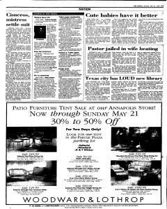 Annapolis Capital, May 20, 1995, Page 3